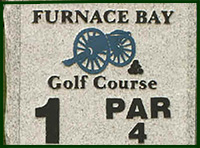 Furnace Bay Golf Course Hole 1 Tips