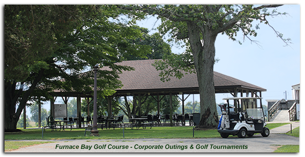 Furnace Bay Golf Course is host to many Corporate and Charitable Golf Tournament Outings.