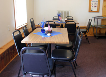 Dining Room Eat In or Carry Out